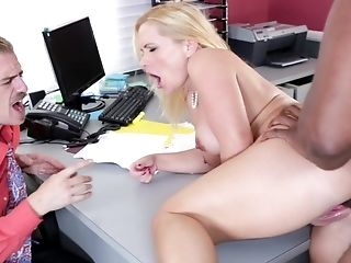 Sean Michaels Whips Out His Worm To Fuck Flirty Katja Kassin's Mouth