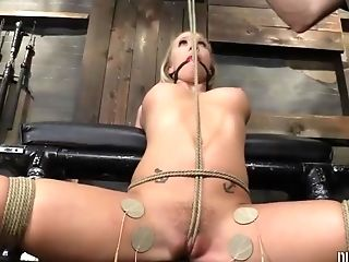 Bailey Brooke - She's Asking For It - Restrain Bondage Bondage & Discipline