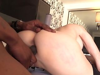 Matures Blonde Milky Woman In The Company Of Black Boys