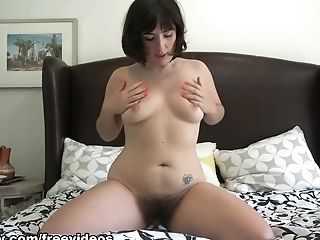 Greatest Adult Movie Star In Amazing Undergarments, Getting Off Xxx Clip