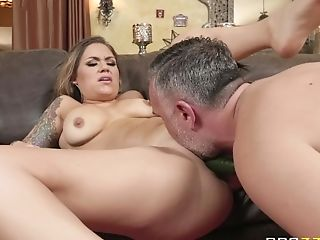 Bitchy Wifey Luvs Hot Neighbor For A Few Rounds Of Fuck-fest