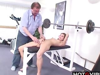 Daughter-in-law Dad Learning Fuckfest