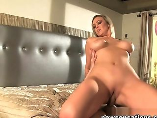Abby Brooks - Brassiere Busters - Newsensations