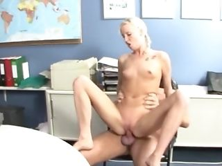 Principle Received A Inhale From A Hot Nubile