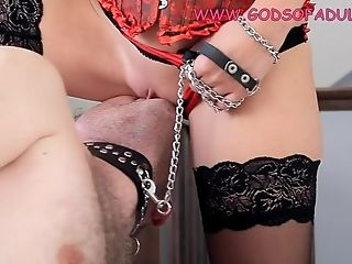 Super-naughty And Violent Dark Hair Doll Whipped And Belt Cock Butt Fuck Get Laid - Kink