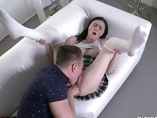 Railing A Lengthy Shaft Is What Pleases Aleksa Rey The Most