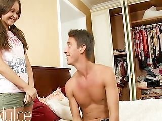 Incredible Adult Movie Star Liza Shay In Amazing Assfuck, Brazilian Lovemaking Movie