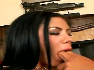 Take A Look At Sensuous Huge-titted Dark Haired Chick Mason Moore Getting Fucked By Ramon Nomar