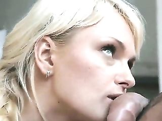 Beautiful Blonde Ivana Sugar Gets An Awesome Pussy Eating And Deepthroats A Dick